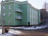 Новокузнецк, улица Энтузиастов, дом 18. офисное здание