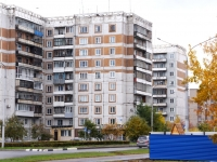 Новокузнецк, Кузнецкстроевский проспект, дом 19. многоквартирный дом