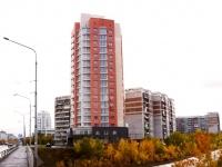 Новокузнецк, Кузнецкстроевский проспект, дом 21. многоквартирный дом