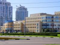 Новокузнецк, Кузнецкстроевский проспект, дом 11. офисное здание