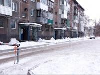 Новокузнецк, Кузнецкстроевский проспект, дом 12. многоквартирный дом