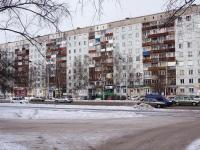 Новокузнецк, Кузнецкстроевский проспект, дом 18. многоквартирный дом