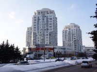 Новокузнецк, Кузнецкстроевский проспект, дом 9. многоквартирный дом