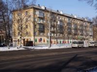 Новокузнецк, Курако проспект, дом 11. многоквартирный дом