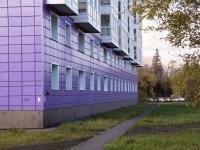 Новокузнецк, улица Спартака, дом 4. многоквартирный дом