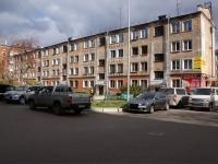 Новокузнецк, улица Хитарова, дом 38. многоквартирный дом