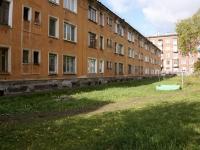 Новокузнецк, улица Хитарова, дом 44. многоквартирный дом