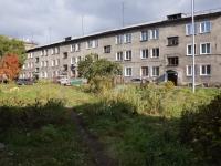 Новокузнецк, улица Хитарова, дом 50. многоквартирный дом