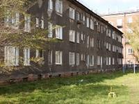 Новокузнецк, улица Хитарова, дом 54. многоквартирный дом