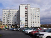 Новокузнецк, улица Павловского, дом 15. многоквартирный дом