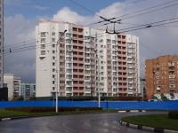 Новокузнецк, улица Павловского, дом 1А. многоквартирный дом