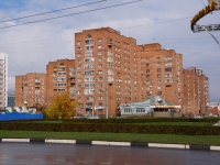Новокузнецк, улица Павловского, дом 3. многоквартирный дом