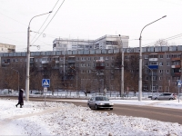 Новокузнецк, улица Павловского, дом 4. многоквартирный дом