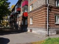Новокузнецк, проезд Малышей, дом 3. многоквартирный дом