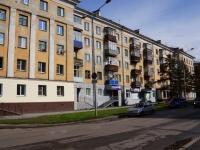 Новокузнецк, улица Суворова, дом 3. многоквартирный дом