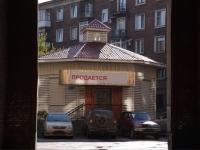 Новокузнецк, улица Суворова, дом 2А. неиспользуемое здание