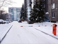 Новокузнецк, улица Свердлова, дом 8. многоквартирный дом