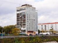Новокузнецк, улица Белана, дом 35. многоквартирный дом