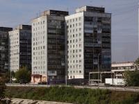 Новокузнецк, улица Белана, дом 37. многоквартирный дом