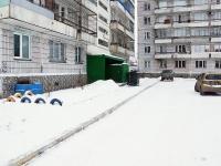 Новокузнецк, улица Белана, дом 3В. многоквартирный дом