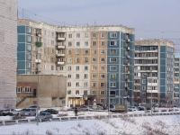 Новокузнецк, улица Белана, дом 5. многоквартирный дом
