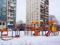 Новокузнецк, улица Белана, дом 13. многоквартирный дом