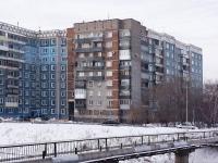 Новокузнецк, улица Белана, дом 25. многоквартирный дом