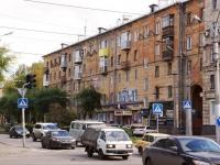 Новокузнецк, улица Кутузова, дом 10. многоквартирный дом