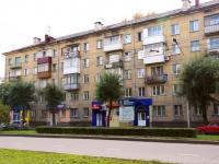 Новокузнецк, улица Кутузова, дом 16. многоквартирный дом