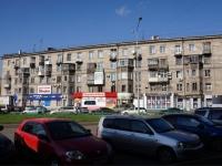 Новокузнецк, улица Кутузова, дом 1. многоквартирный дом