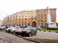 Новокузнецк, улица Кутузова, дом 2. многоквартирный дом