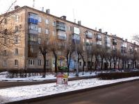 Новокузнецк, улица Кутузова, дом 18. многоквартирный дом