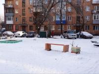 Новокузнецк, улица Кутузова, дом 22. многоквартирный дом