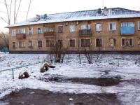 Новокузнецк, проезд Буркацкого, дом 8. многоквартирный дом