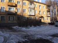 Новокузнецк, проезд Буркацкого, дом 10. многоквартирный дом