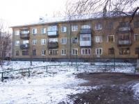 Новокузнецк, проезд Буркацкого, дом 12. многоквартирный дом