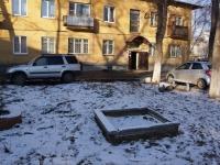 Новокузнецк, проезд Буркацкого, дом 20. многоквартирный дом