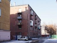 Новокузнецк, проезд Казарновского, дом 5. многоквартирный дом