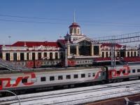 Новокузнецк, улица Транспортная, дом 2. вокзал