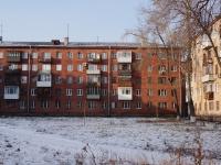Новокузнецк, улица Транспортная, дом 5. многоквартирный дом
