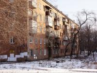 Новокузнецк, улица Транспортная, дом 13. многоквартирный дом