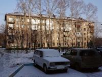 Новокузнецк, улица Транспортная, дом 21. многоквартирный дом