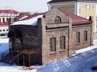 Новокузнецк, улица Транспортная, дом 2 к.31. библиотека Научно-техническая библиотека на ст. Новокузнецк