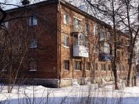 Новокузнецк, проезд Вологодского, дом 6. многоквартирный дом