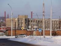 Новокузнецк, улица Музейная, дом 5. офисное здание