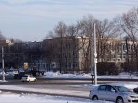 """Новокузнецк, улица Рудокопровая, дом 1. учебный центр """"Евраз-Сибирь"""", региональный центр подготовки персонала"""