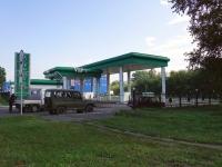 """Новокузнецк, улица Рудокопровая, дом 15. автозаправочная станция """"VIP"""""""
