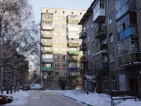 Novokuznetsk,  , house 9. Apartment house