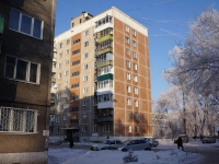 Novokuznetsk,  , house 4. Apartment house