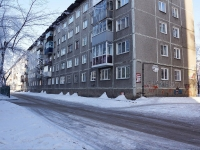 Novokuznetsk,  , house 8. Apartment house